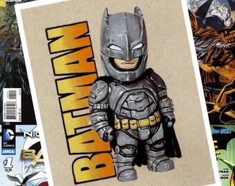 Mini Batman prints