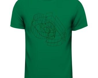 Limtiertes shirt: green