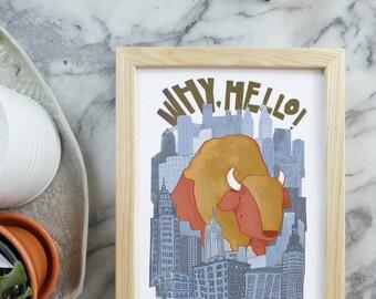 Hello, Buffalo!