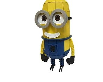 Minion Model Painted/Assembled