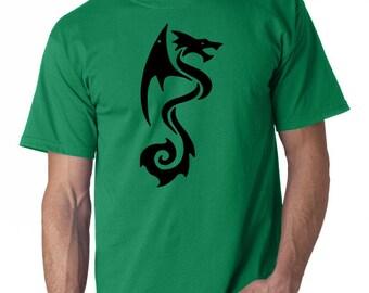 Smokey Dragon T-Shirt - drg2 (14)