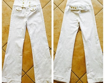Vintage Younique HIGH WAISTED Flare Jeans