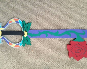 Kingdom Hearts Keyblade Replica: Divine Rose