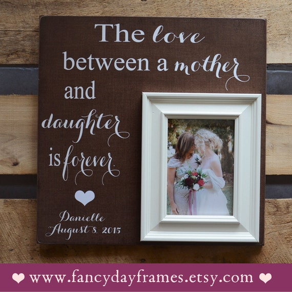 Memorable Wedding Gifts For Parents : ... , Parents Thank You Gift, Wedding Frame, Father of the Bride, 16x16