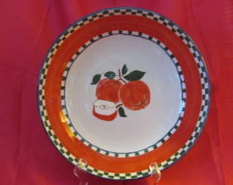 Apple Series Extra Large Bowl
