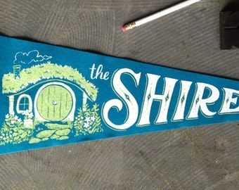 The Shire Pennant