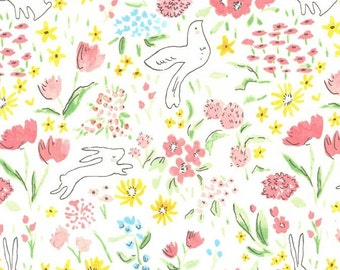 SOMMER by Sarah Jane for Michael Miller Fabrics in Garden - Bloom
