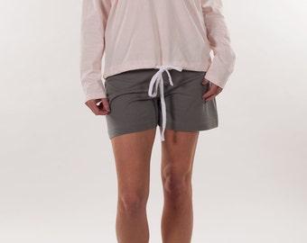 Organic Cotton Women's Pyjama Bottom Shorts, Pajama shorts, Nightwear, Sleepwear, Loungewear, Yoga, Pyjamas, Organic Nightwear, Fairtrade