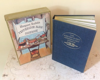 1963 First Edition Pepperidge Farm Cookbook