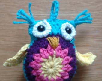 Little Owl Decoration