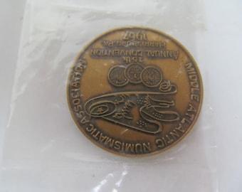 Challenge Coin Conestoga  Wagon - 1967 Coin
