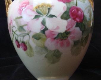 Lovely, Antique Nippon Vase