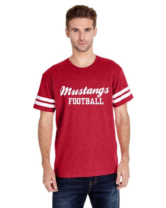 Custom football shirt unisez jersey shirt custom football for Custom football jersey shirts