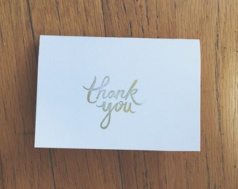 Cute and simple thank you cards!