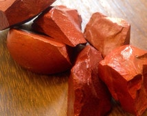 Raw Red Jasper Crystal Rough Stone Healing Crystals and Stones Rough Red Jasper Crystal Raw Crystal Raw Red Jasper Mineral Stone Gem