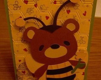 Beary Bee