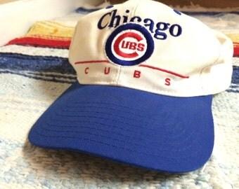 Chicago Cubs Baseball Cap Snap Back