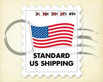 Standard US Shipping