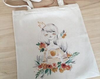 Tote bag - Bee Queen