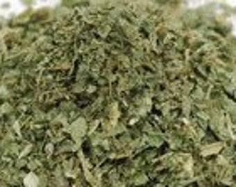 Milk Thistle Leaf - Certified Organic