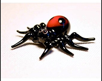 Spider - Cute Glass Super Mini Fugirune