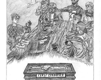 First Encounter - The Rucksack Club