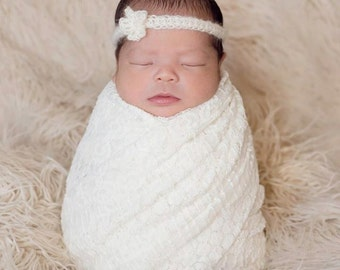 Mohair Baby Headband