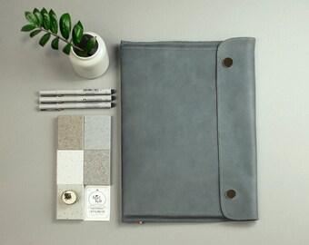 MacBook 15'' pro RETINA case bag for macboook pro 15 sleeve genuine leather wool felt light gray laptop sleeve macbook pro case for macbook
