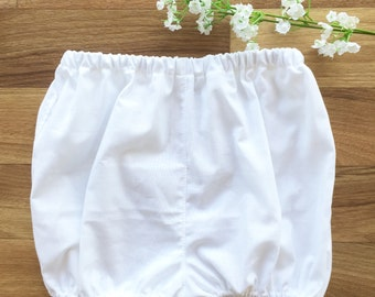 Bloomers | Bright white | Sz 000-6