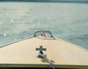 boat 35mm film print