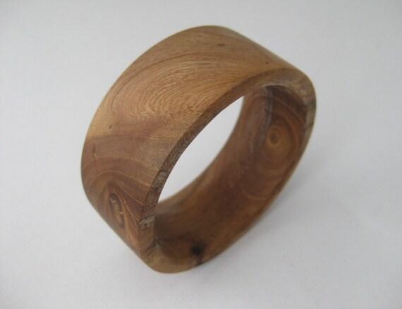 wooden bangle mulberry wood bracelet wooden by stelakastela