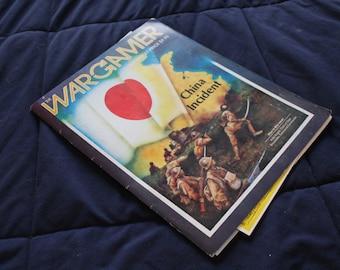 Vintage Wargamers Magazine Number 37 World War 2 Board Game
