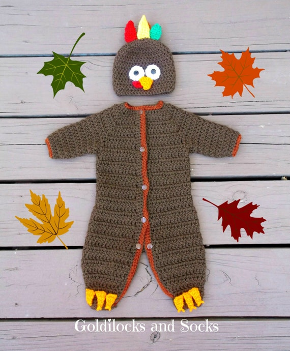 Baby Thanksgiving outfit