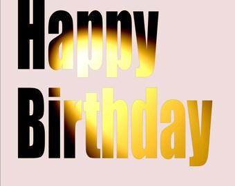 Happy Birthday Downloads