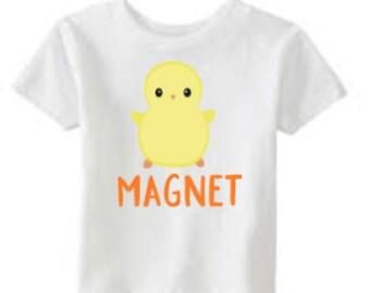items similar to chick magnet valentine tee shirt on etsy. Black Bedroom Furniture Sets. Home Design Ideas