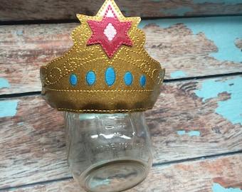 Harmony Princess Crown, Princess Headband for girls, stocking stuffer, party favor