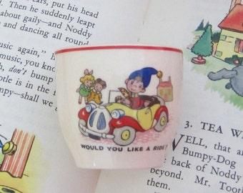 Vintage Noddy Egg Cup