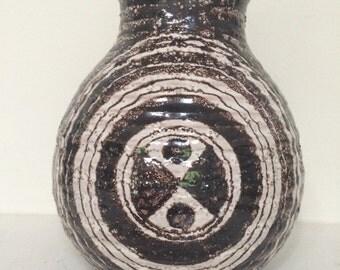 Geometric Modern Ceramic Vase