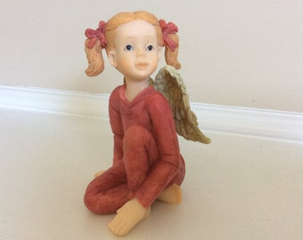 A Girl Angel in Red Pajamas, Sue Lordi.