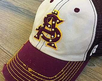 Bling ASU Hat