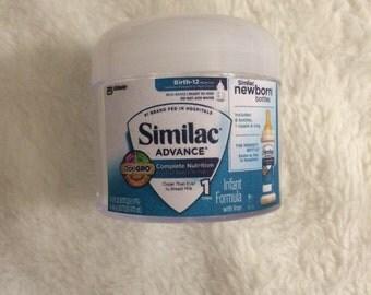 """Mini Formula container for  Mini Silicone/Reborn 7-11"""""""