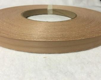 """alder pre glued ( 5/8"""" to 3""""x250' ) Wood veneer edgebanding"""