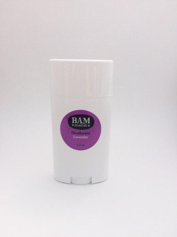 All Natural Organic Antiperspirant
