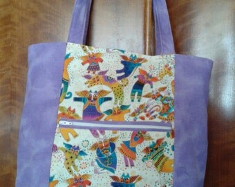 Custom made bag
