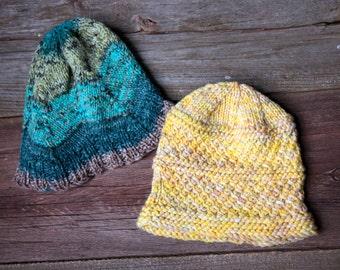 Fresh Powder Baby Hats