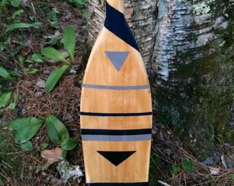 Vintage Canoe Paddle - Wood Paddle/Wall Decor/Rustic Decor