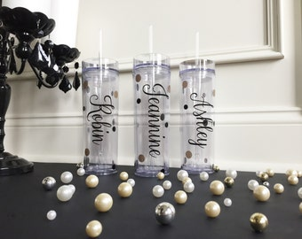 Bridesmaid Gift, Bridesmaids Gift, Cheap Bridesmaid Gifts, Personalized Tumbler, Wedding Tumbler, Gifts for, Mother of the Groom, Bride