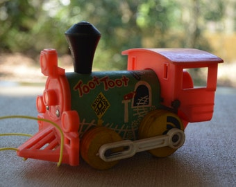 Fisher Price Toot Toot Engine