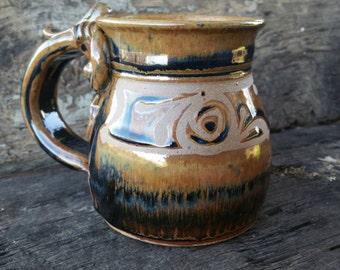 Lg lava mug