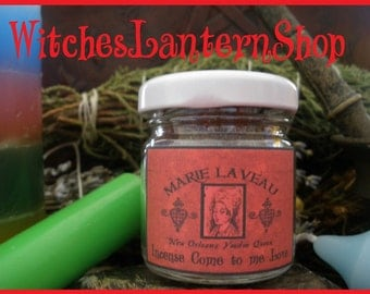 "Natural incense ""Marie Laveau"" Come to me Love"